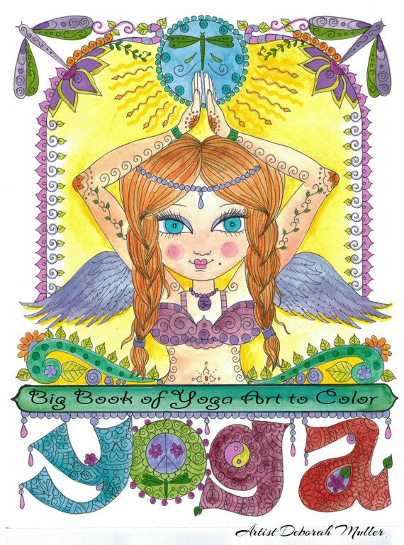 Coloring Book Etsy : 118 best coloring books by chubby mermaid images on pinterest