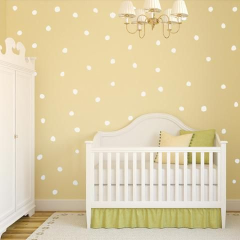 We know polka dots are all the rage right now. As much as we love our traditional polka dot wall decals, we think you should give these Imperfect Dots a...