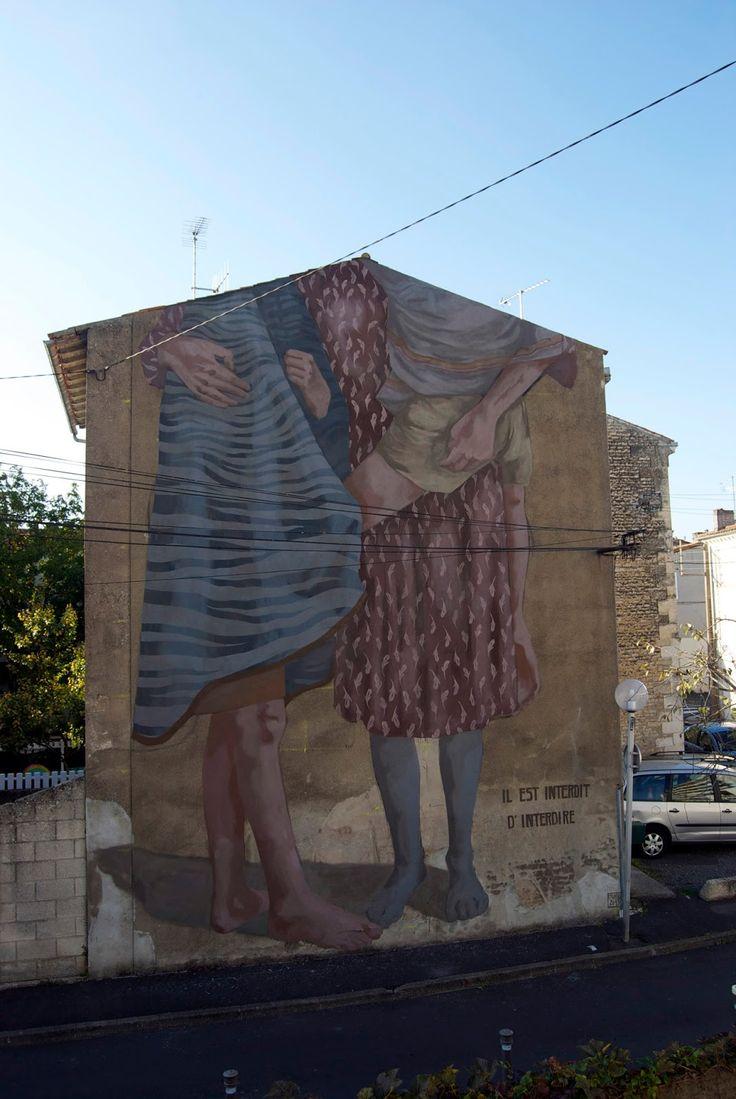 63 best hyuro images on pinterest urban art street artists and