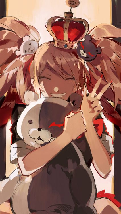 junko enoshima. I just finished this series and it was pretty awesome