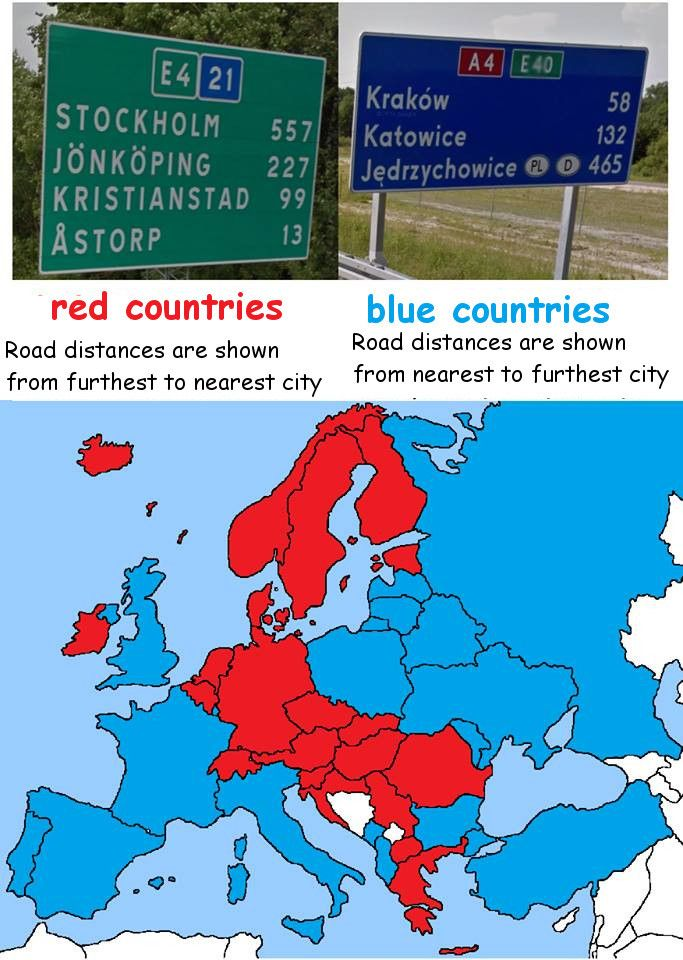 Karta Varlden Europa.Road Distances Order In Europe Kartor Map Europe Och
