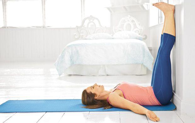 3 Yoga Poses to Help you Sleep
