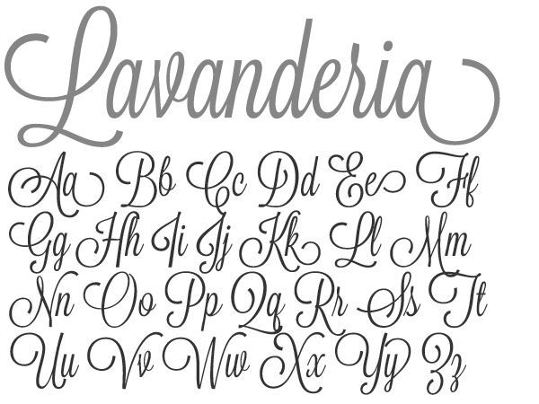 20 Feminine Tattoos Script Alphabet Ideas And Designs