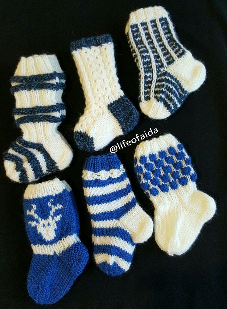 #knit #knitting #knittinginspiration #finland100 #suomi100 #villasukat #neulonta #bubbles #deer #junasukat knit knitting knittinginspiration