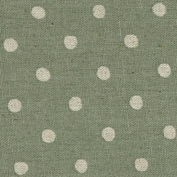 Sevenberry Pale Sage Linen Spot