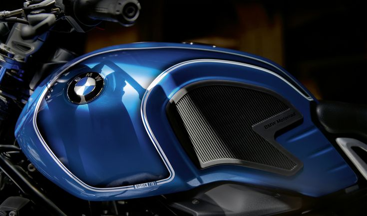 Exclusive BMW R nineT /5 motorcycle released to mark the 50th anniversary of the… – Sukhdeep