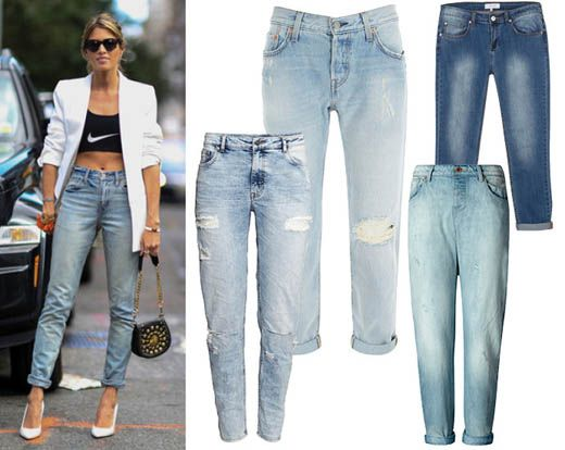 Trendy jeans 2016 - photos and models