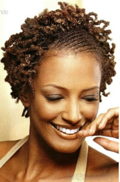 rods hairstyle : rod curls & braids Natural Hairstyles Pinterest