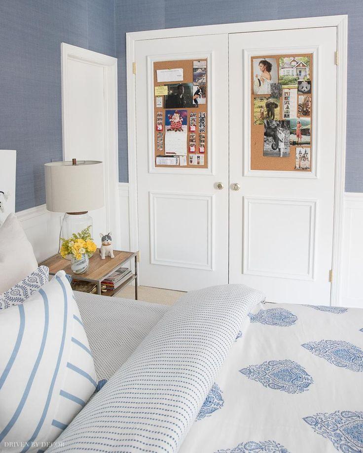 Closet Door Ideas 3 Unique Ways To Dress Up Bedroom Closet Doors Bedroom Door Design Bedroom Closet Doors Closet Bedroom