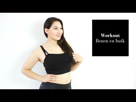 Benen en buik workout - Kaya-Quintana