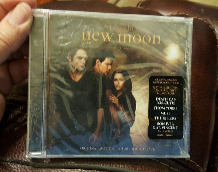 The Twilight Saga: NEW MOON by Original Soundtrack CD 2009  SEALED BRAND NEW #AlternativeIndie