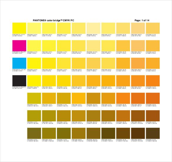 Best  Pantone Color Bridge Ideas On   Pantone Chart