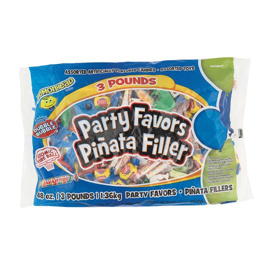 Candy & Party Favors Pinata Filler, Boy 3 Lbs.