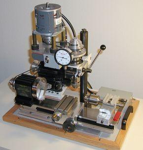 Zenfolio | PrecisionWorkshop.com | Taig Micro Lathe