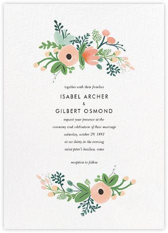 best 25+ wedding invitations online ideas on pinterest,