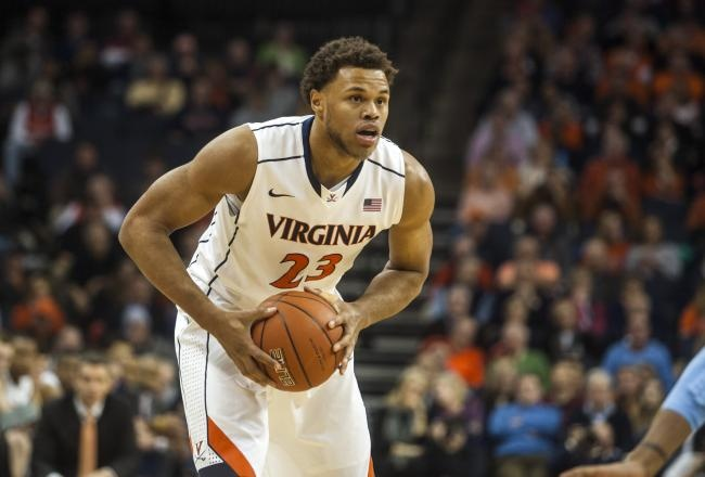 """UVA Basketball: """"Justin Anderson is Key for the Cavaliers"""""""