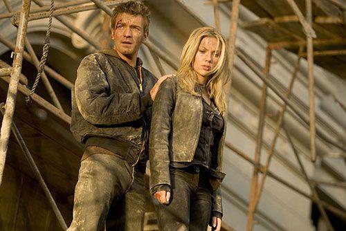 Ewan McGregor and Scarlett Johansson: The Island