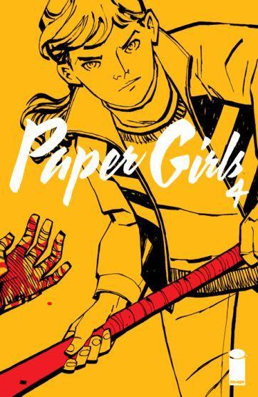 Paper Girls #4 - Cliff Chiang