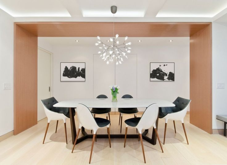 Riverside Drive Apartment In New York City By StudioLab Dining Room