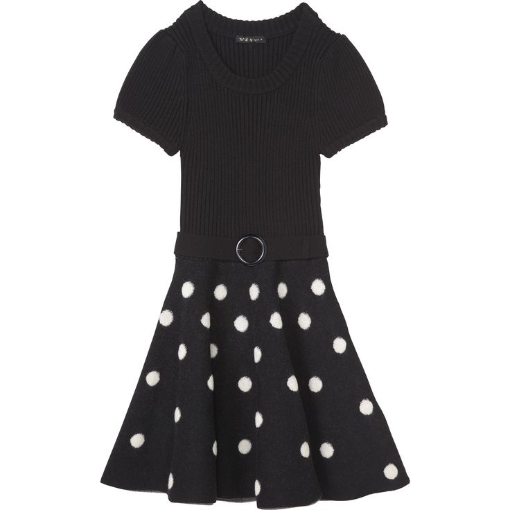 ★ To b. robe à pois To b. noire