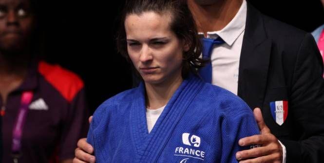 Jeux Paralympiques -             Sandrine Martinet en or, première médaille française des Jeux Paralympiques
