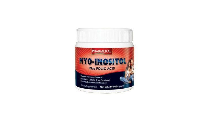 Myo-Inositol + Folsav B9-vitamin por 240 g (citrus íz) Pharmekal - B-vitaminok - Mandragóra Biobolt Gyógynövény és diétás termékek webáruháza