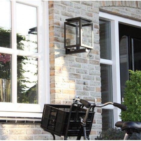 Projectfoto buitenlamp de Vecht (P7299D4) - Nostalux - Inspiratie &…