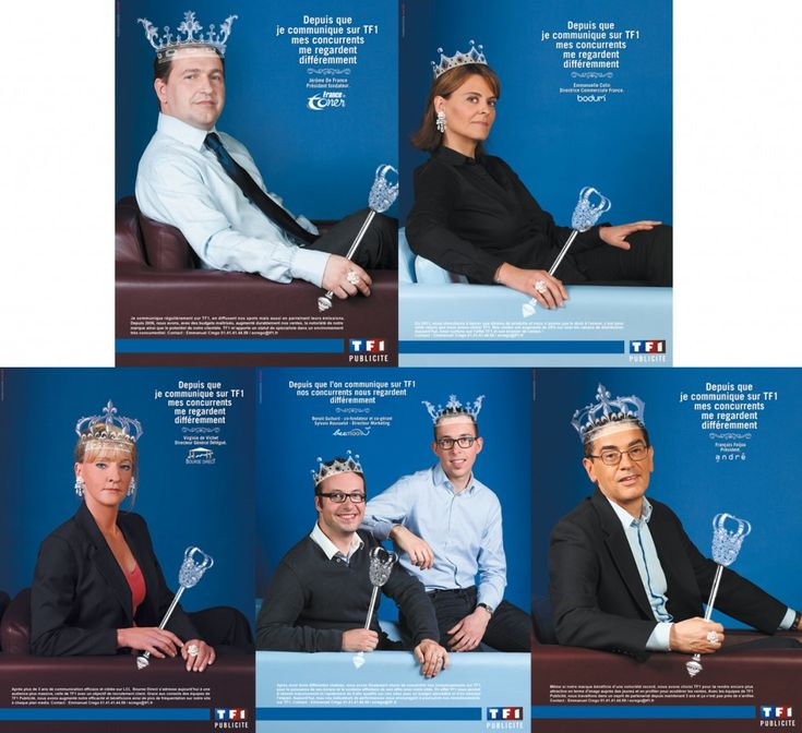 llllitl-tf1-publicité-régie-média-b-to-bo-advertising-it'sgood-to-be-a-king-agence-mademoiselle-scarlett
