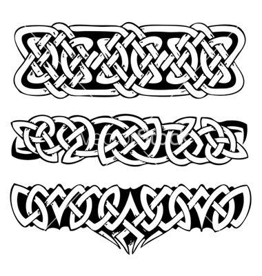 IRISH SYMBOLS gorgeous Celtic knots
