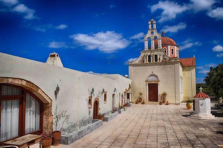 Arsani Monastery, Rethymno area