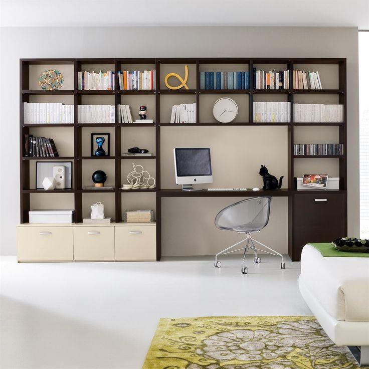 Oltre 25 fantastiche idee su scrivania mondo convenienza - Libreria a ponte ikea ...