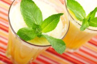 Smoothie au soya et au fruits #recettesduqc #boisson #detox