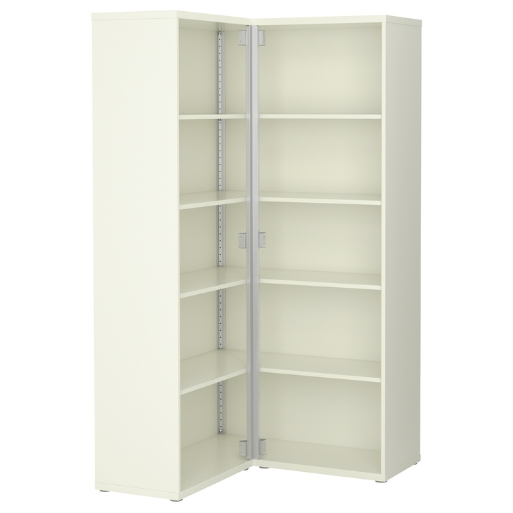 Best scaffale angolare bianco ikea home mom 39 s for Librerie angolari ikea