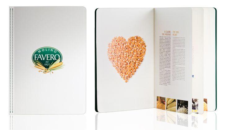 Favero - Company Profile #design #food