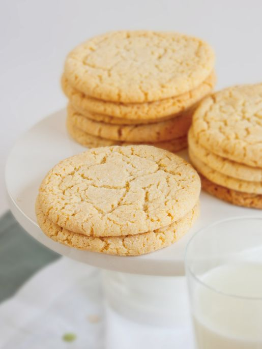 cookies made with horlicks (my favorite childhood drink)!