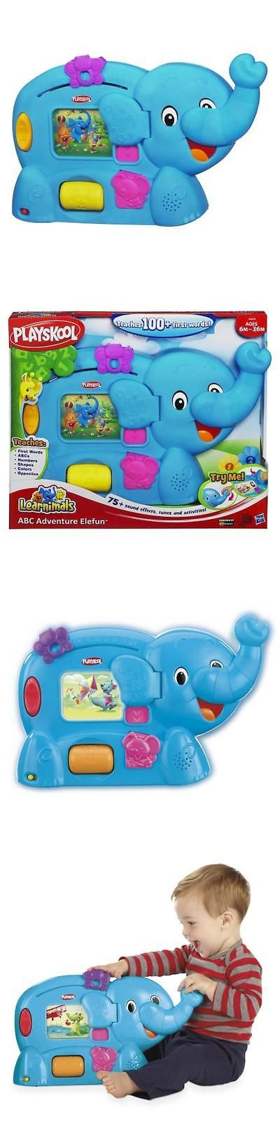 Playskool 2576: Playskool Learnimals Abc Adventure Elefun Toy, New, Free Shipping -> BUY IT NOW ONLY: $44.66 on eBay!