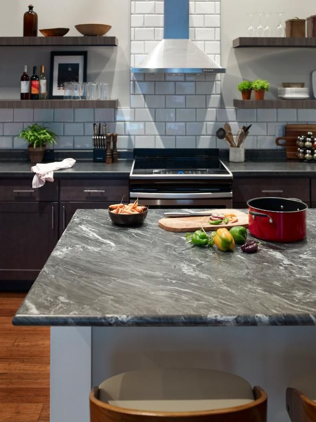 Affordable Kitchen Countertops That Look Like A Million Bucks