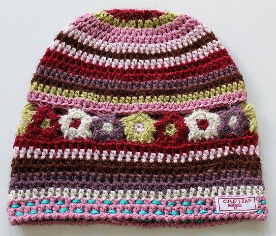 GREITZAN: Mütze