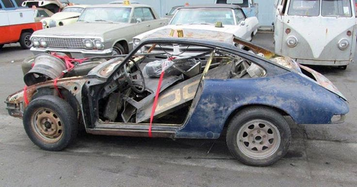 Piece Of Junk You Say? Wait Until You See What Porsche Classic Did To This 1972 911 S/T #Classics #Porsche