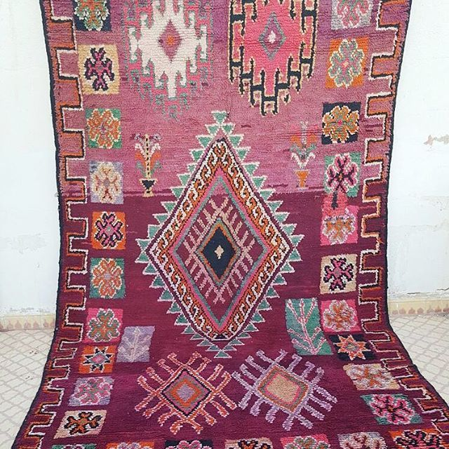 Sold Insta Flash Old Moroccan Rug Price 1299 Usd Size 3 30x2 00m Shipping Cost To Usa 125 Europe 110 Rest Of The World