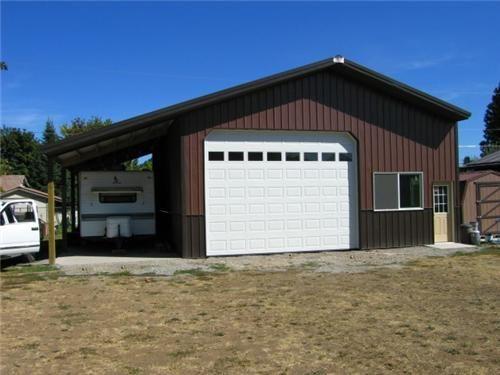 27 best sutherlands pole barns images on pinterest pole for Garage pole cover