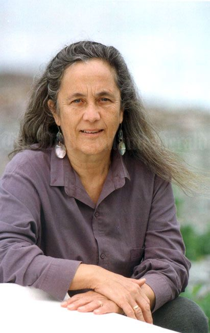 Patricia Grace – a key figure in the emergence of Māori fiction in English since the 1970s and has made a significant contribution to contemporary New Zealand literature. Exploring themes such as loss, isolation and family, she portrays a variety of Māori people and ways of life, and is notable for her versatile narrative and descriptive techniques. Potiki (1986), won the New Zealand Book Award for Fiction. Patricia won  the 2008 Neustadt International Prize for Literature.