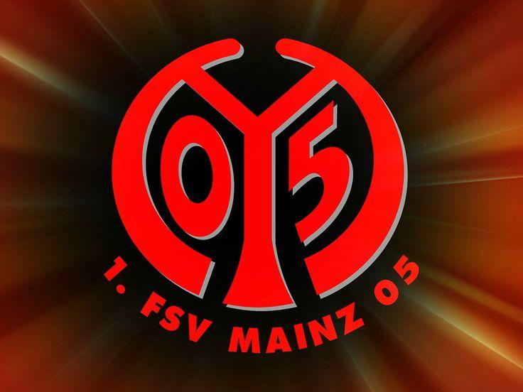 1. FSV Mainz 05 Hintergrundbilder mit Mainz Logo in verschiedenen Auflösungen