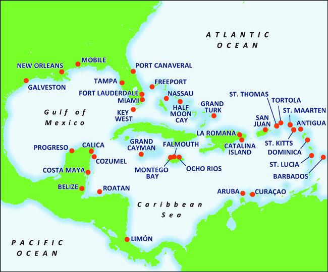 Carnival Cruise Destinations Sweet Ahhhh We Love