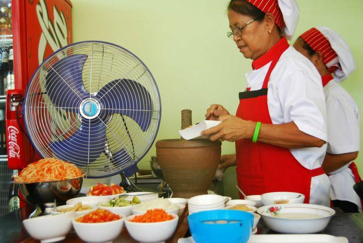 День 6. Кулинарное Шоу, Азиатский Сад Специй | Asian Spicy Garden, Pattaya
