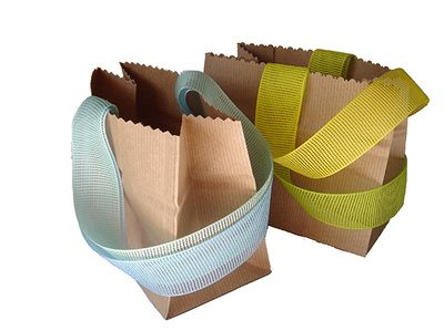 DIY, craft bag, ribbon hand holders