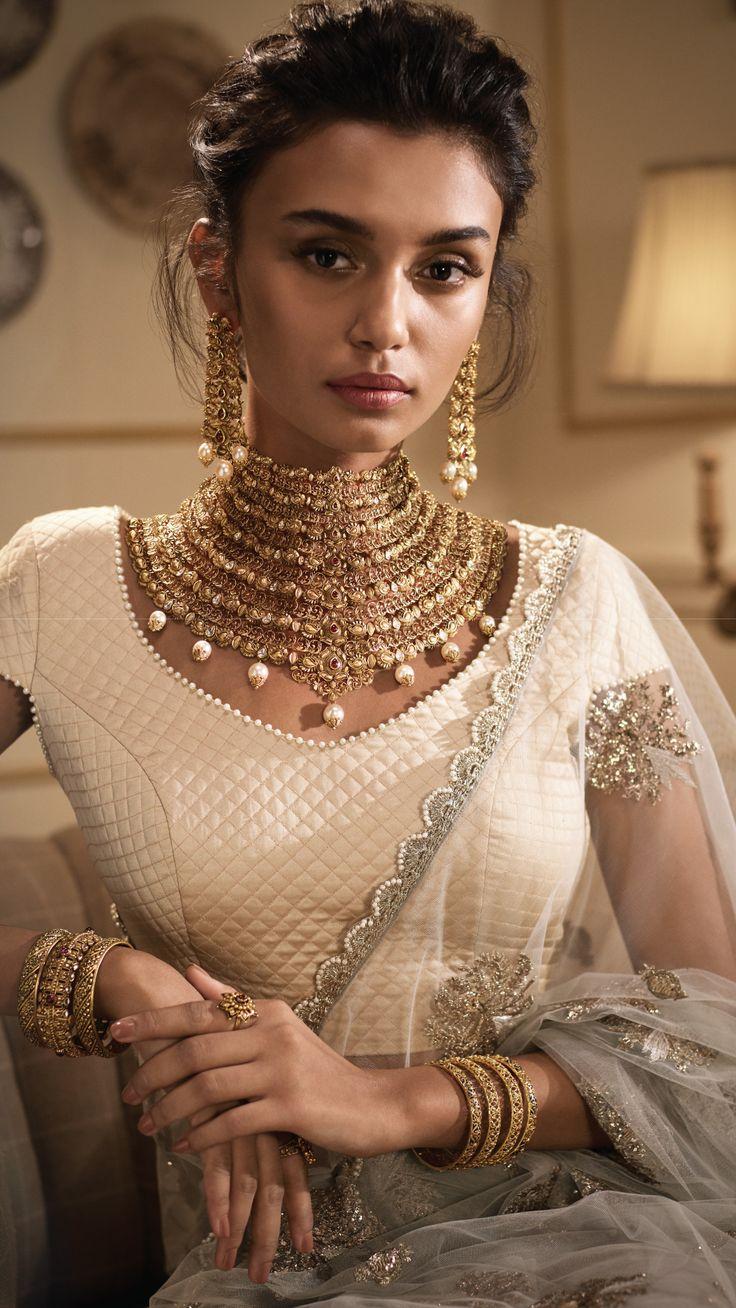 Modern gold jewellery in contemporary styles. #Goldjewellery #luxury #style