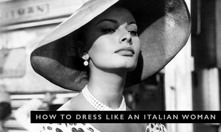I think I've mentioned in an earlier blog that I lived in Italy as a young student.  One of the first things that I noticed when I moved out there was how important fashion is to Italian women - style is taught from an early age and even my university student friends were