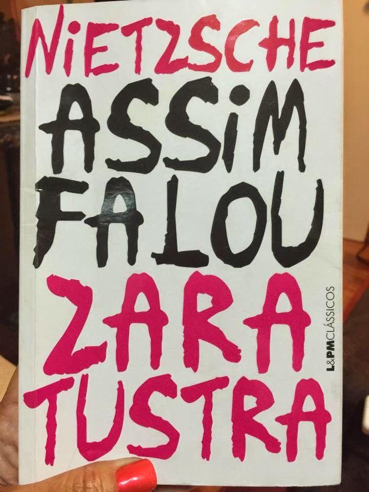 Raquel Superlinda: Assim falou ZARATUSTRA