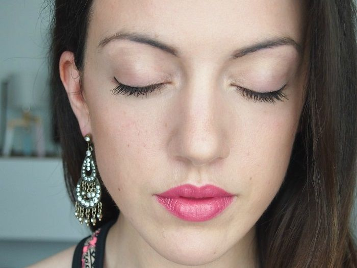 Tragebild Mascara Shiseido